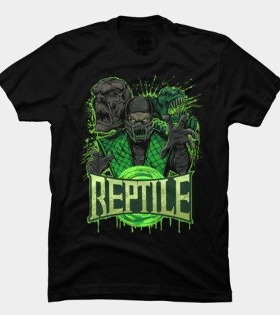 Mortal Kombat: Reptile