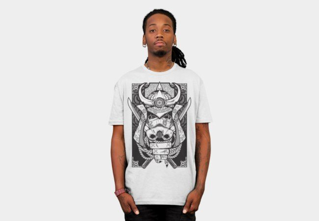 Star Wars Giveaway samurai officially licensed star wars t-shirts