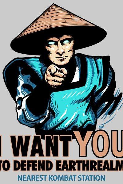 I Want You for Mortal Kombat