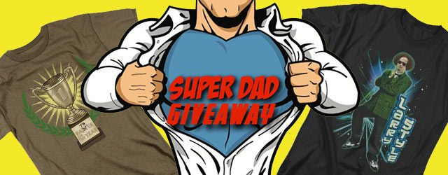 Father's Day Giveaway – Win 2 Tees from Sons of Gotham