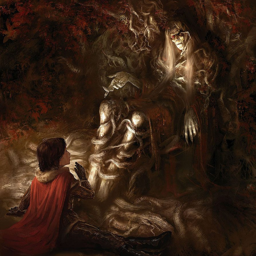 Probably the Best Game of Thrones Theory on the Internet the_tree_eyed_one___spoiler_by_marcsimonetti-d56bbf5