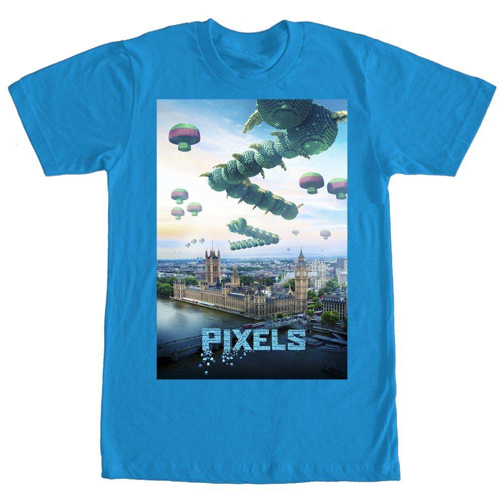 Pixels – Centipedes in London