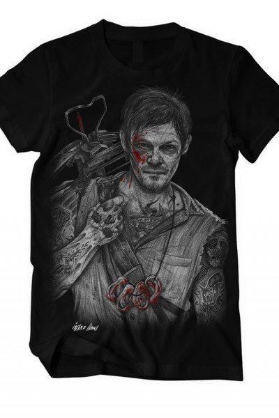 Inked Daryl Dixon