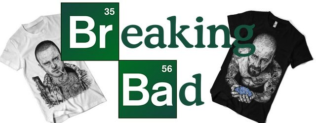 Giveaway: Win 2 Breaking Bad Tees from King of Shirts