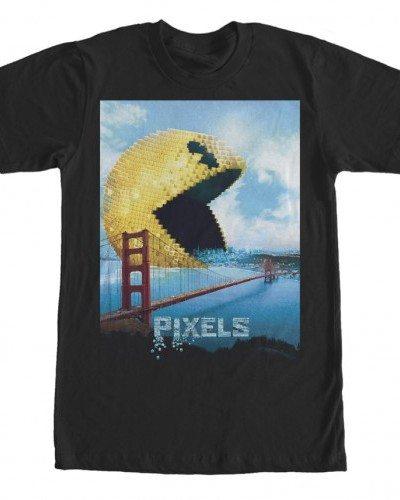 Pixels – Pac-Man in San Francisco