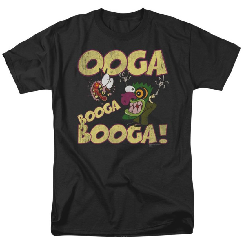 courage-ooga-booga-booga-adult-t-shirt-051