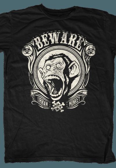 Beware of Urban Monkey