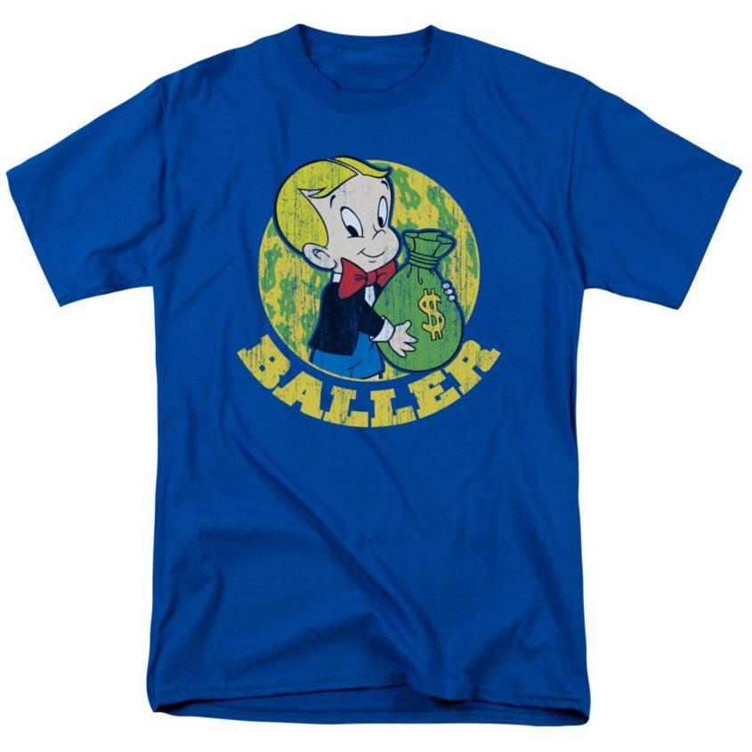 richie-rich-baller-adult-t-shirt-bd0