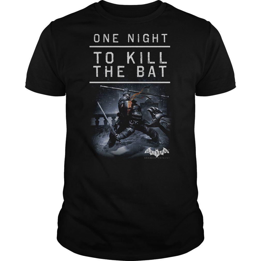 One Night to Kill the Bat