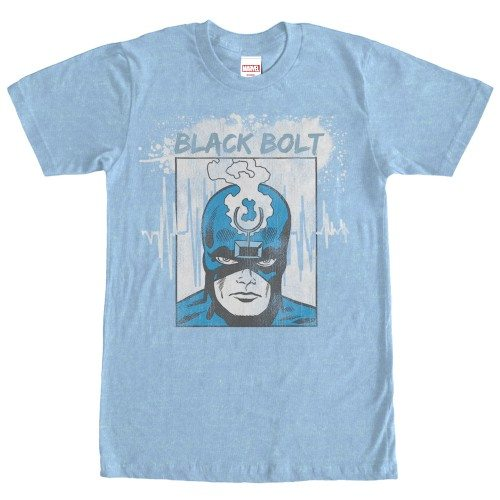 Inhumans – Blackagar Boltagon