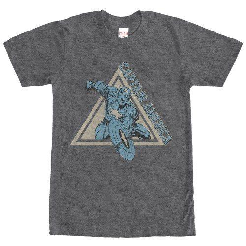 Triangle Captain America
