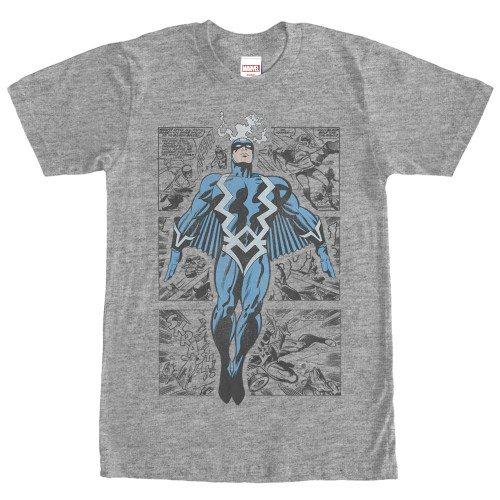 Inhumans – Black Bolt Comic