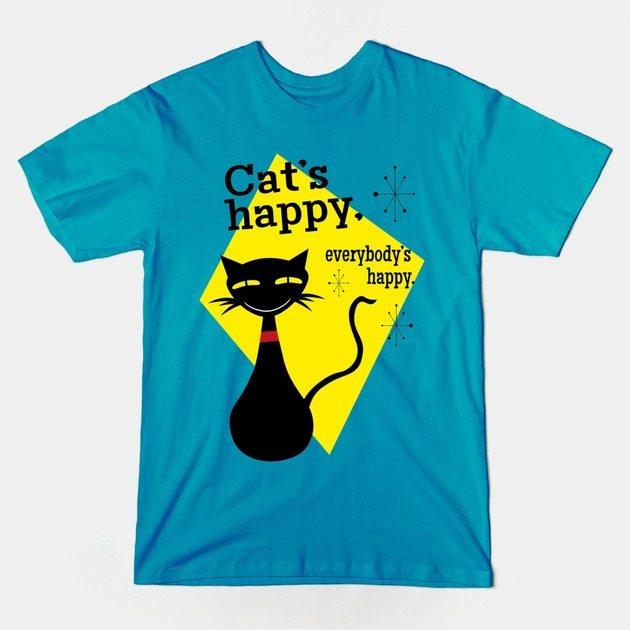 Cat's Happy, Everybody's Happy