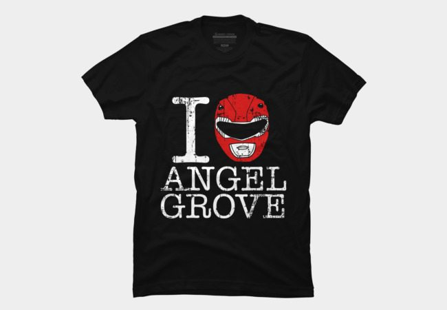 I Love Angel Grove
