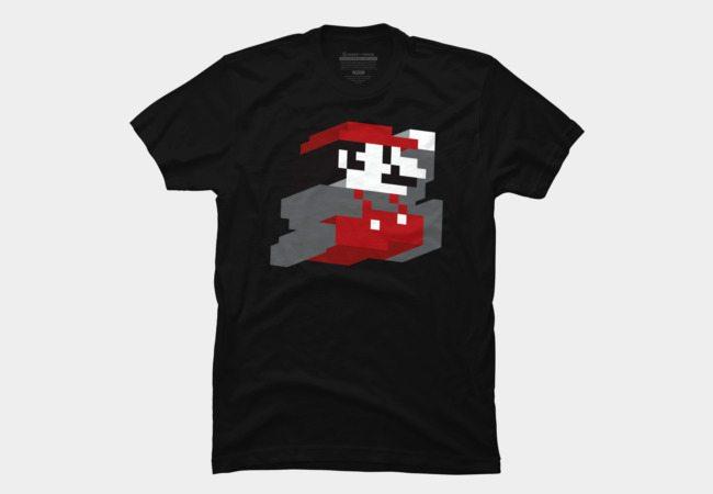 Mario Jump 3D
