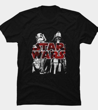 Star Wars: Kylo Ren & Phasma