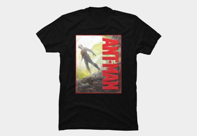 Ant-Man Scene