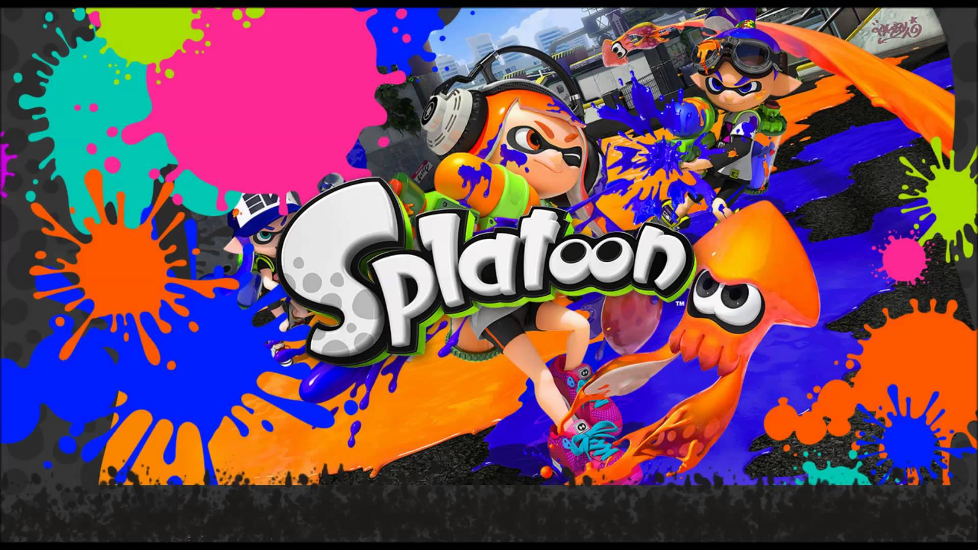 splatoon t-shirts