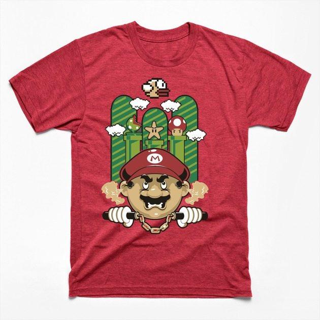 Mario vs Flappy