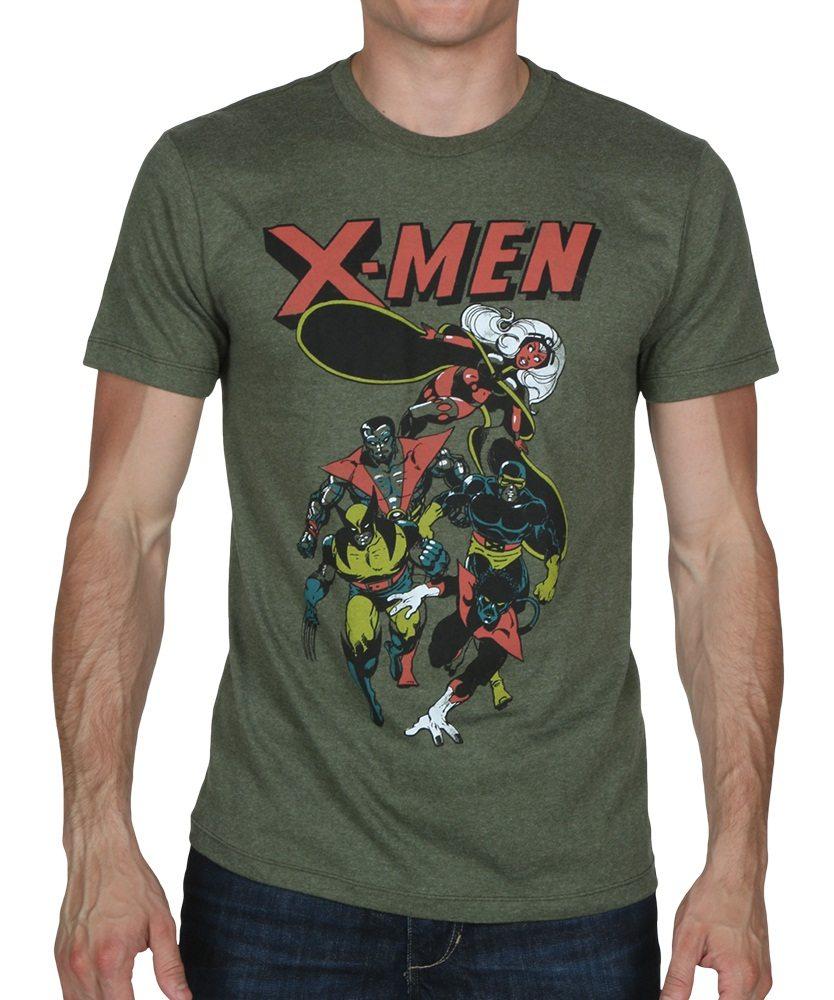 X-Men Throwback