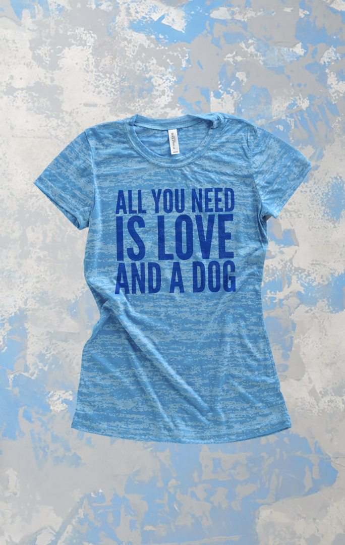 Love and a Dog