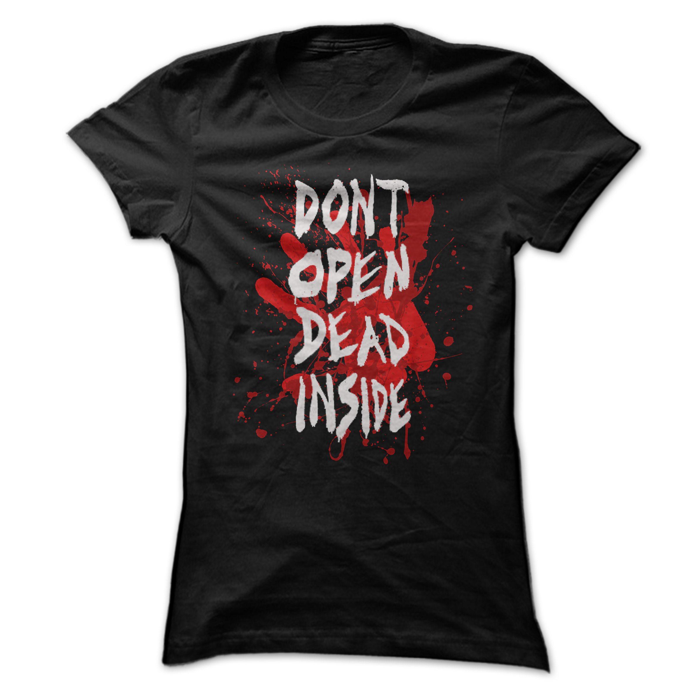 Don't Open, Dead Inside!