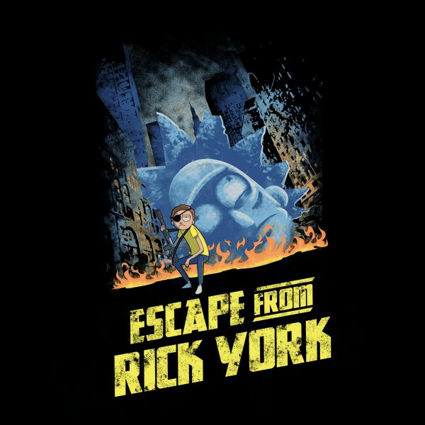 Escape-from-Rick-York