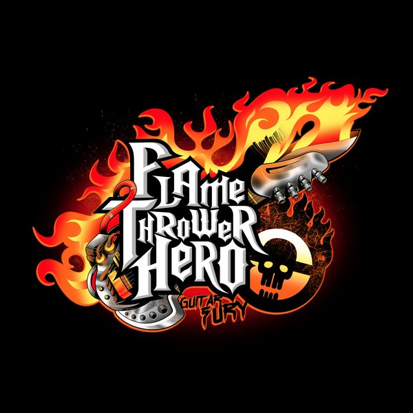Flame-Thrower Hero