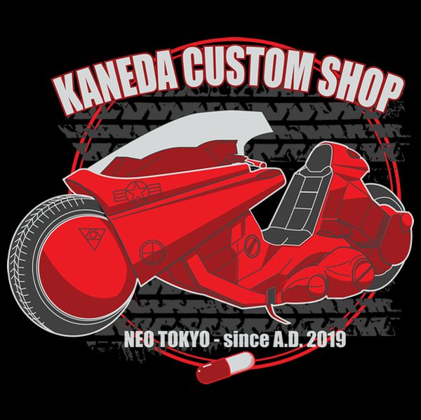 Neo Tokyo Custom Shop