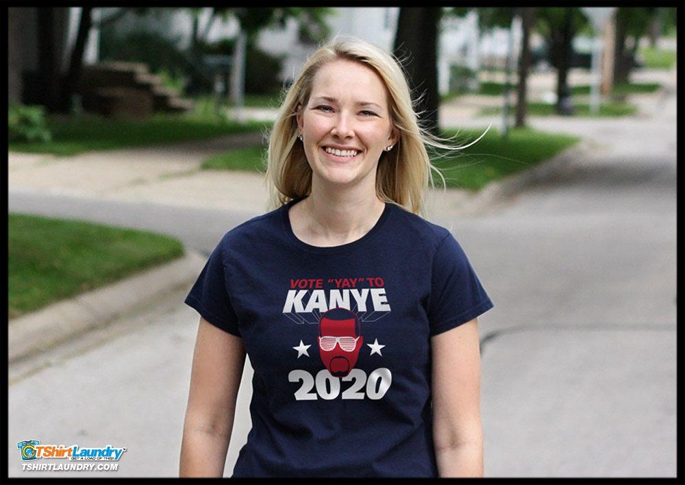 Vote Kanye for President 2020