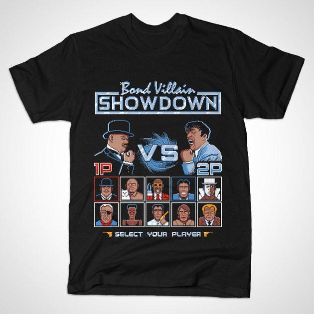 bond villain showdown2