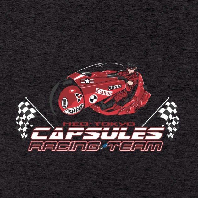 capsules racing team