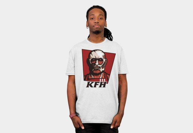 Kentucky Fried Human