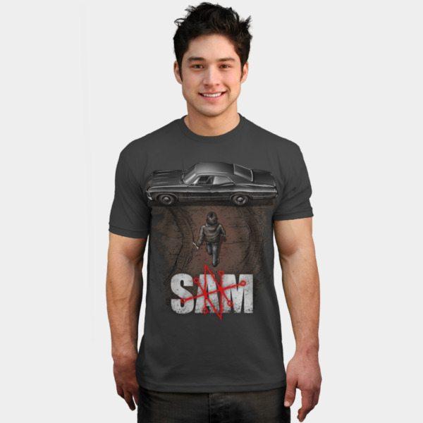 Sam – Akira Style