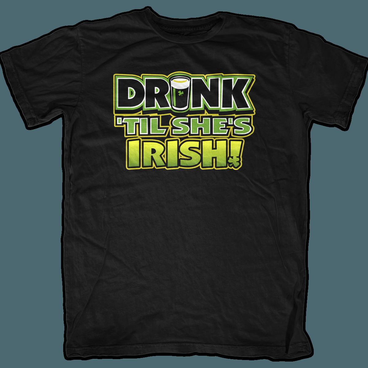 Drink Till She's Irish