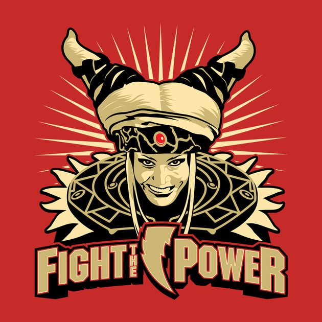 fight power