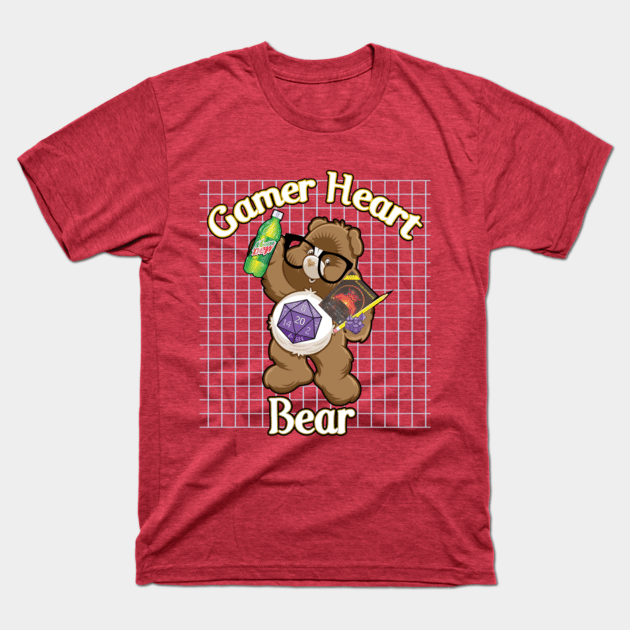 Game Heart Bear