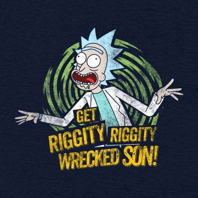 get riggity