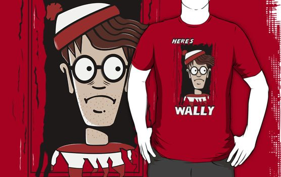 Here's Wally