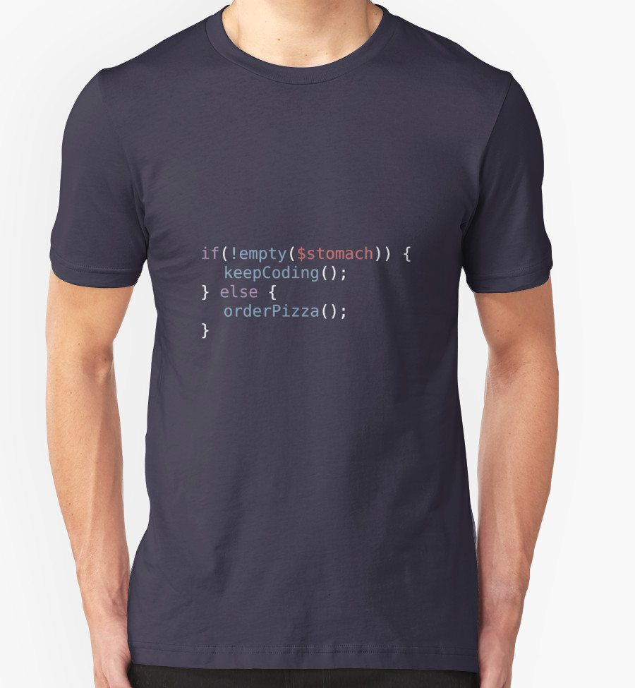 Hungry coder