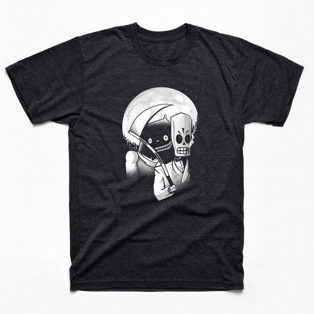 It Shone, Pale as Bone!