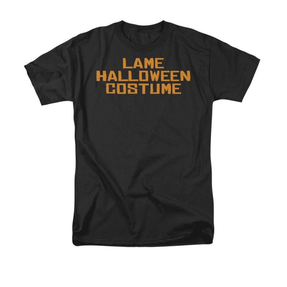 Lame Halloween Costume