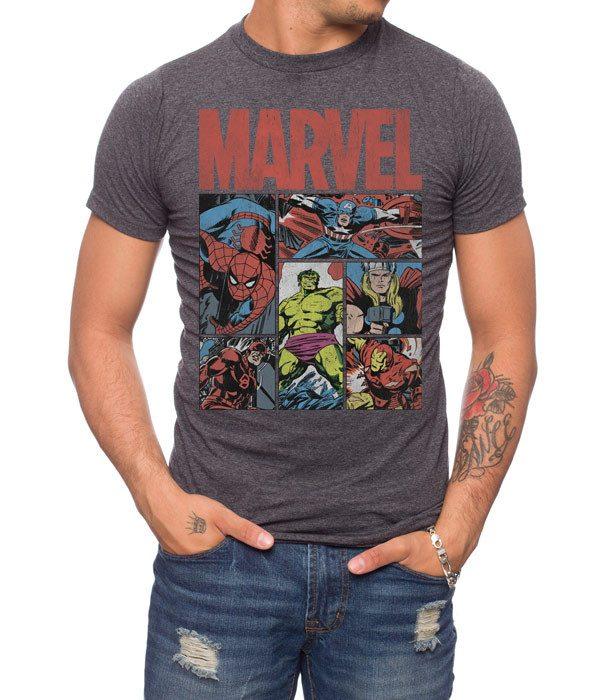 marvel hero panels