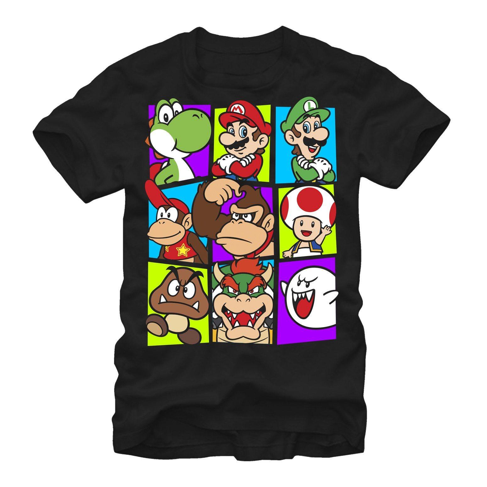 Mario Cast