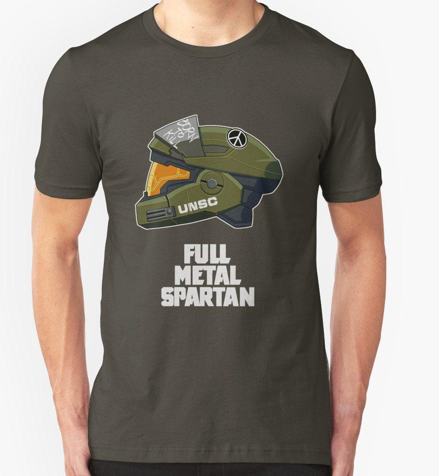 Full Metal Spartan