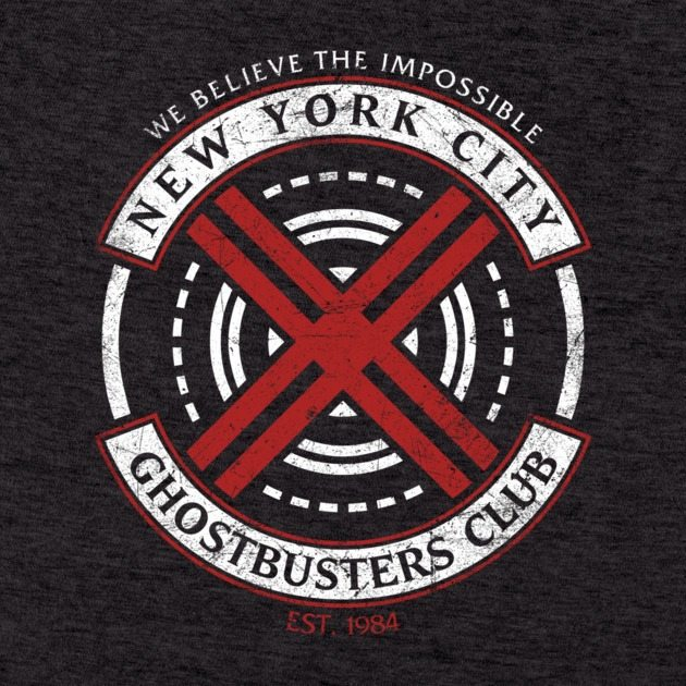 nyc ghostbusters club