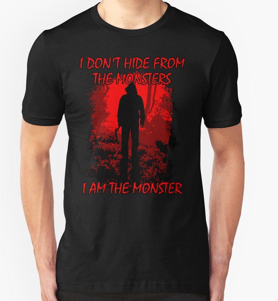 I Am the Monster!