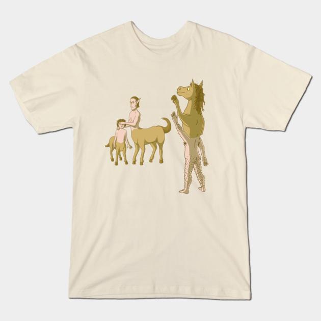 Nobody Likes Reverse Centaur