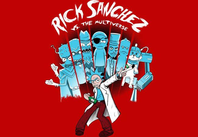 rick multiverse