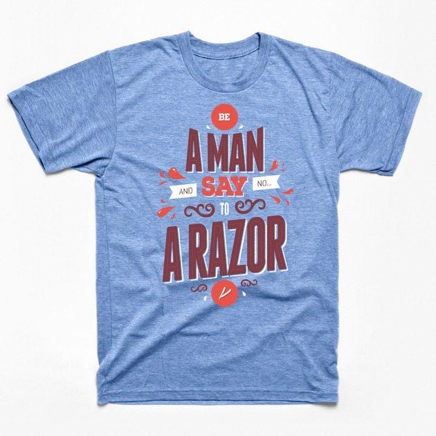 Say No to a Razor